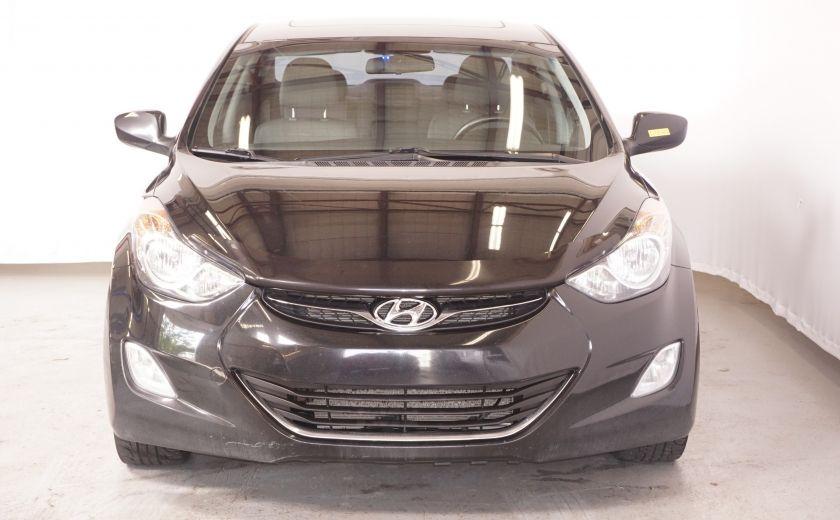 2013 Hyundai Elantra GLS AUTO toit électrique #2