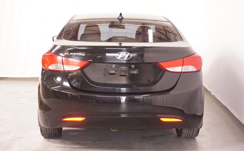 2013 Hyundai Elantra GLS AUTO toit électrique #5