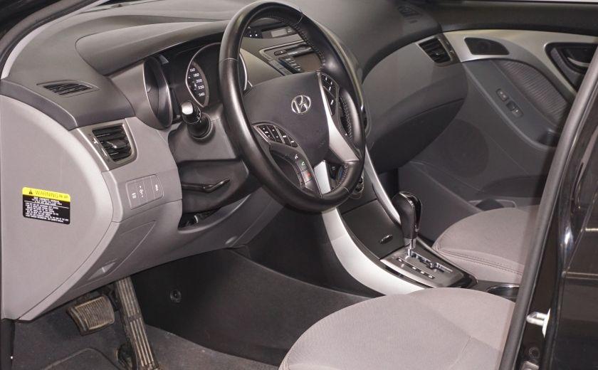 2013 Hyundai Elantra GLS AUTO toit électrique #6