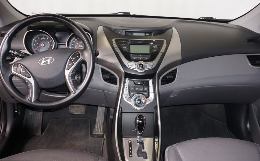 2013 Hyundai Elantra GLS AUTO toit électrique #8