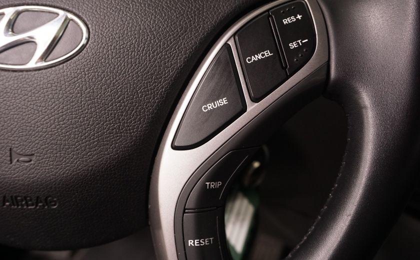 2013 Hyundai Elantra GLS AUTO toit électrique #10