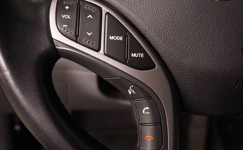 2013 Hyundai Elantra GLS AUTO toit électrique #12