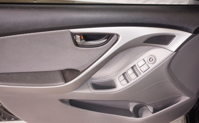 2013 Hyundai Elantra GLS AUTO toit électrique #15