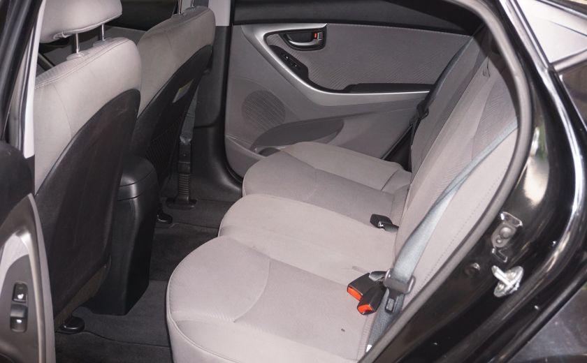 2013 Hyundai Elantra GLS AUTO toit électrique #18