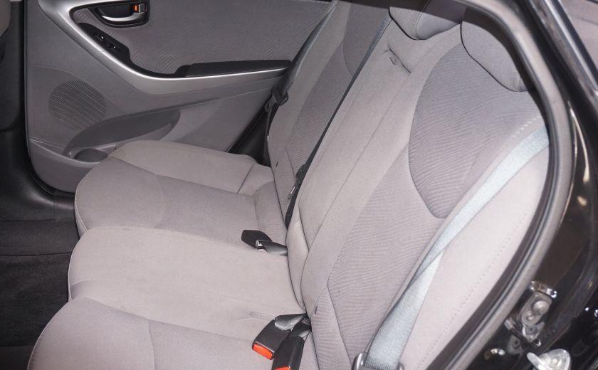2013 Hyundai Elantra GLS AUTO toit électrique #19