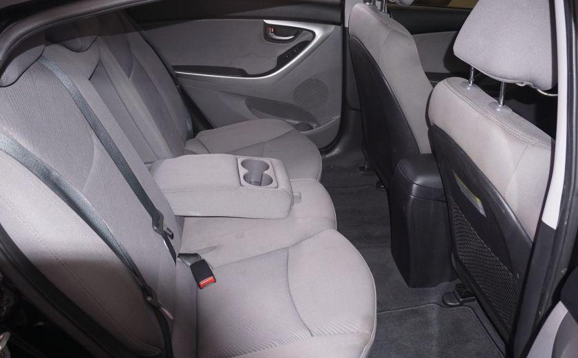 2013 Hyundai Elantra GLS AUTO toit électrique #20