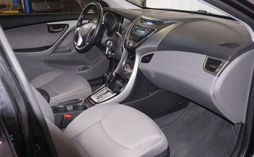 2013 Hyundai Elantra GLS AUTO toit électrique #23