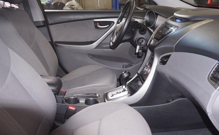 2013 Hyundai Elantra GLS AUTO toit électrique #24