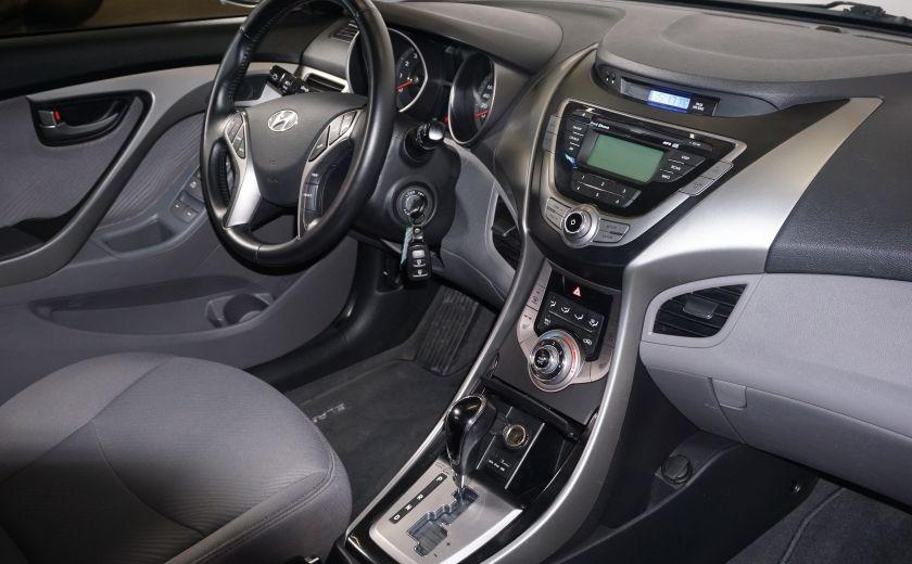 2013 Hyundai Elantra GLS AUTO toit électrique #25