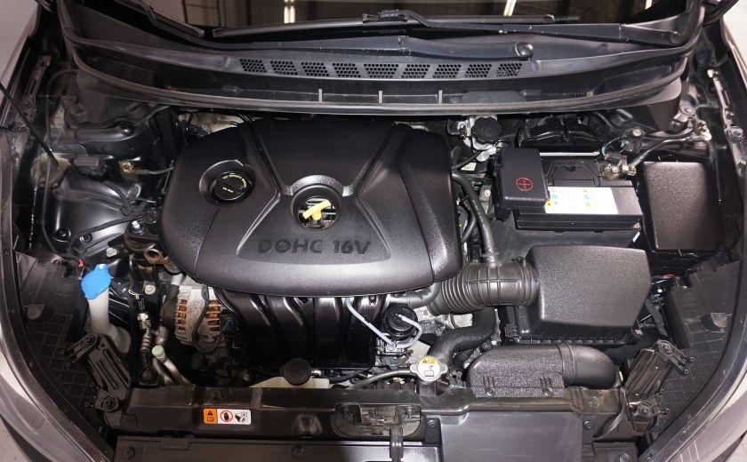 2013 Hyundai Elantra GLS AUTO toit électrique #26