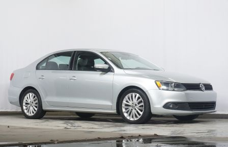 2012 Volkswagen Jetta SPORTLINE, TOIT OUVRANT, CUIR, BLUETOOTH #0