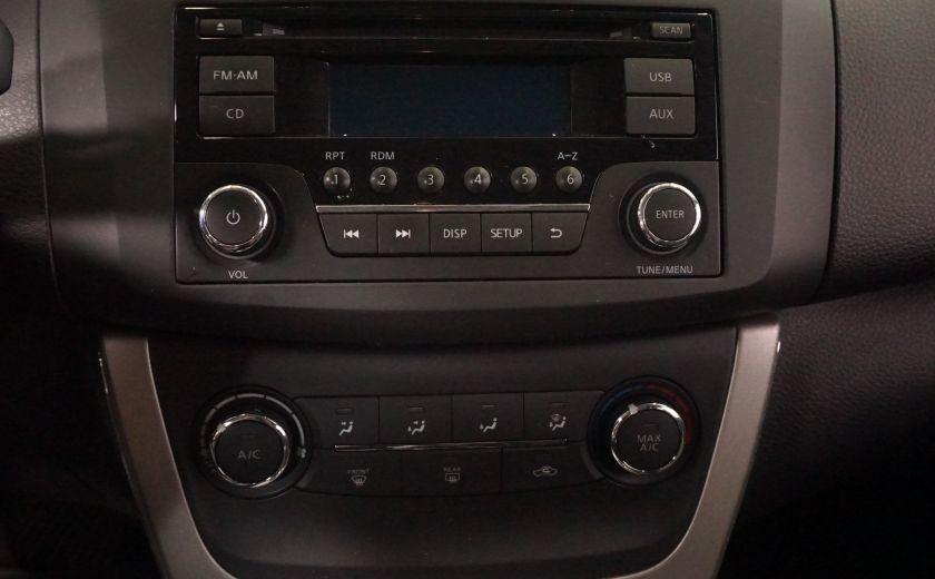 2015 Nissan Sentra S AUTOMATIQUE #10