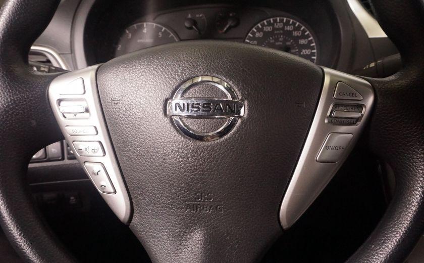 2015 Nissan Sentra S AUTOMATIQUE #12