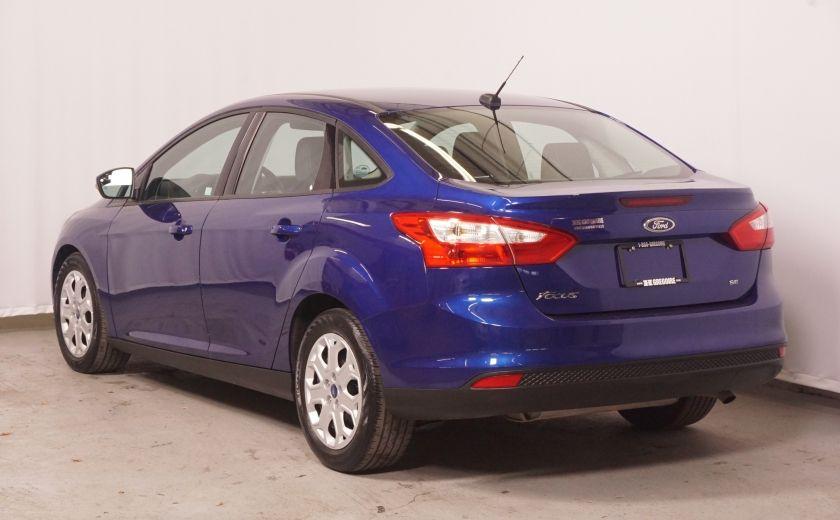 2012 Ford Focus SE AUTO GR ÉLECTRIQUE #3
