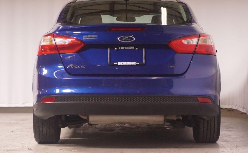 2012 Ford Focus SE AUTO GR ÉLECTRIQUE #27