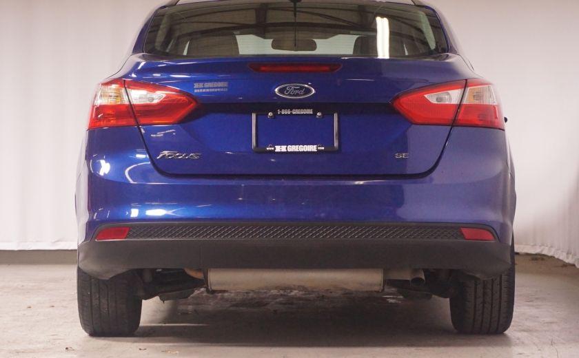 2012 Ford Focus SE AUTO GR ÉLECTRIQUE #28