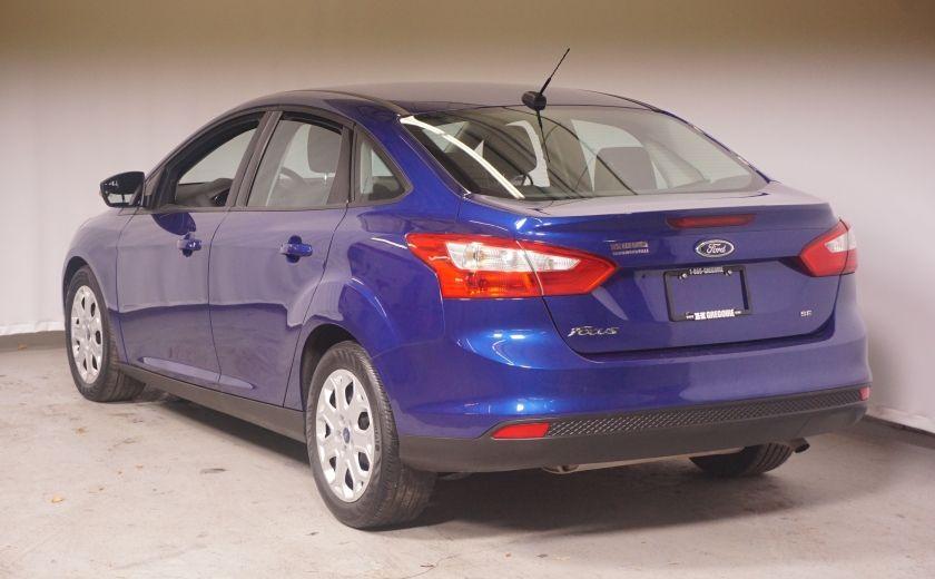 2012 Ford Focus SE AUTO GR ÉLECTRIQUE #32