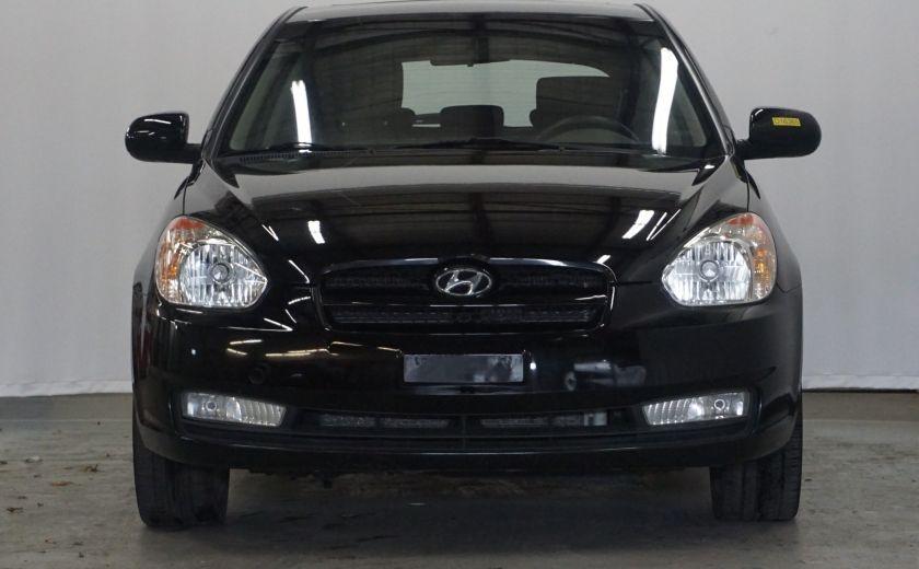 2010 Hyundai Accent GL w/Sport Pkg AUTO TOIT ELECTRIQUE AIR #1