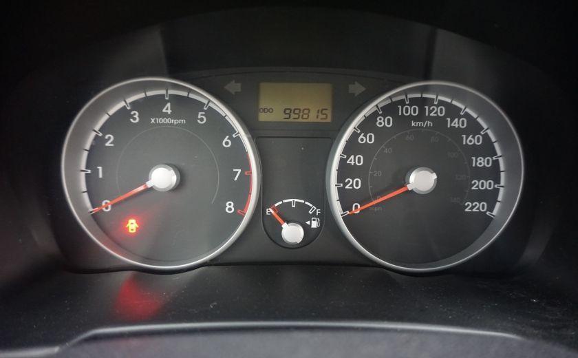 2010 Hyundai Accent GL w/Sport Pkg AUTO TOIT ELECTRIQUE AIR #5