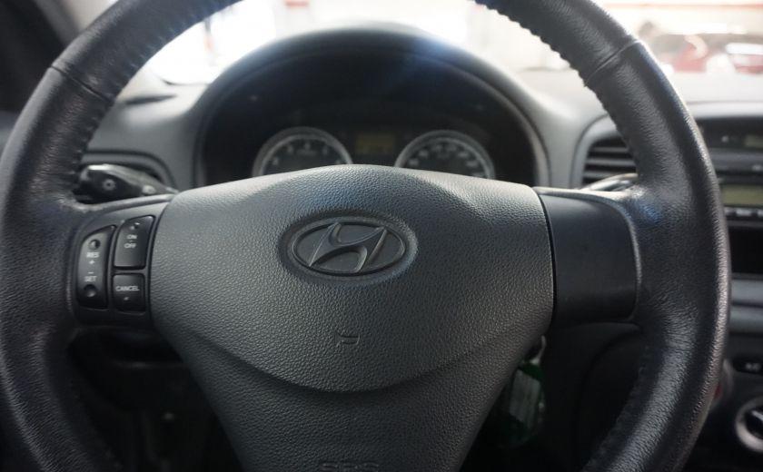 2010 Hyundai Accent GL w/Sport Pkg AUTO TOIT ELECTRIQUE AIR #6