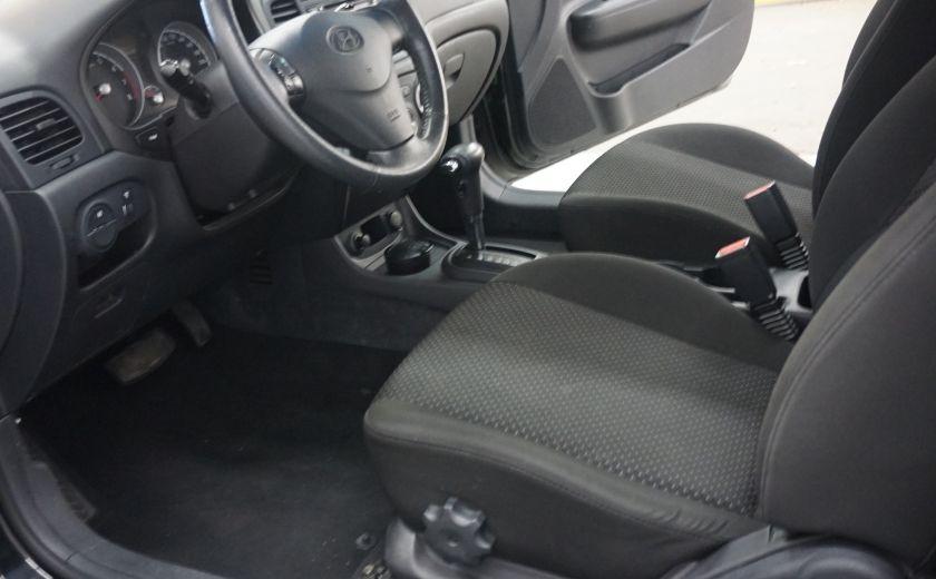 2010 Hyundai Accent GL w/Sport Pkg AUTO TOIT ELECTRIQUE AIR #9