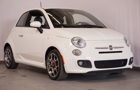 2015 Fiat 500 Sport AUTO GR ÉLECTRIQUE à New Richmond