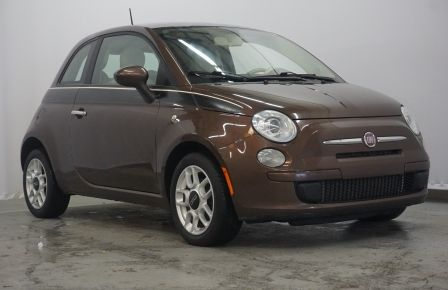 2012 Fiat 500 Pop TOIT ÉLECTRIQUE à New Richmond