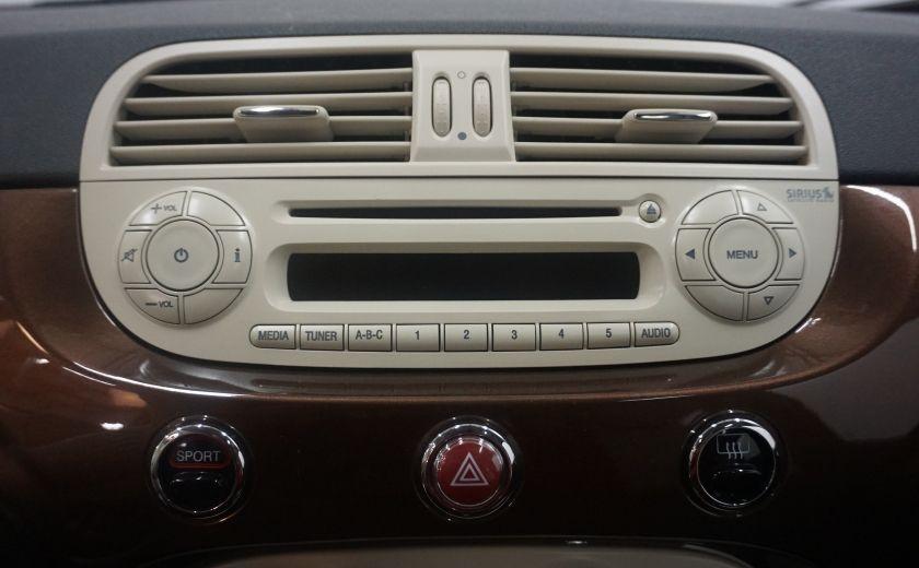 2012 Fiat 500 Pop TOIT ÉLECTRIQUE #13