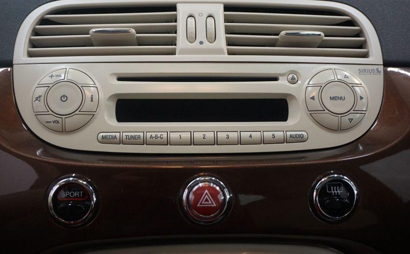 2012 Fiat 500 Pop TOIT ÉLECTRIQUE #15