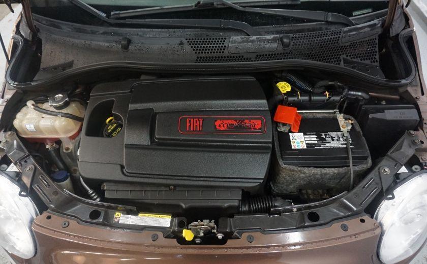2012 Fiat 500 Pop TOIT ÉLECTRIQUE #9