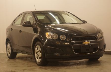 2015 Chevrolet Sonic LT AUTO AIR GR ÉLECTRIQUE in Carignan