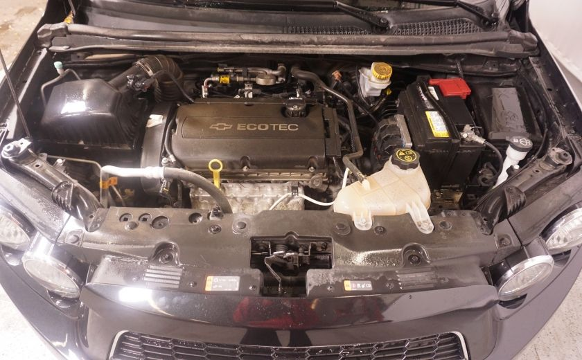 2015 Chevrolet Sonic LT AUTO AIR GR ÉLECTRIQUE #13