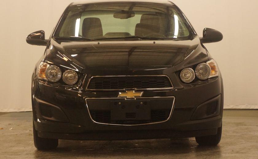 2015 Chevrolet Sonic LT AUTO AIR GR ÉLECTRIQUE #14