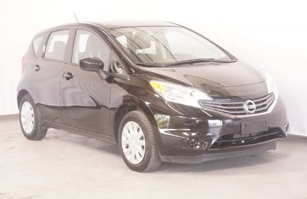 2015 Nissan Versa SV AUTO GR ÉLECTRIQUE AIR in Rimouski