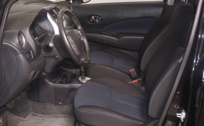 2015 Nissan Versa SV AUTO GR ÉLECTRIQUE AIR #6
