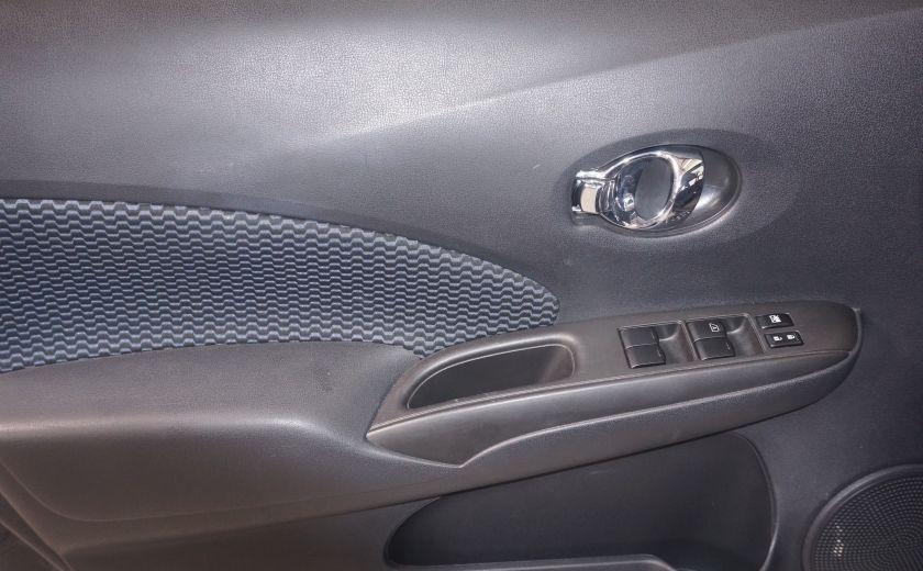 2015 Nissan Versa SV AUTO GR ÉLECTRIQUE AIR #13