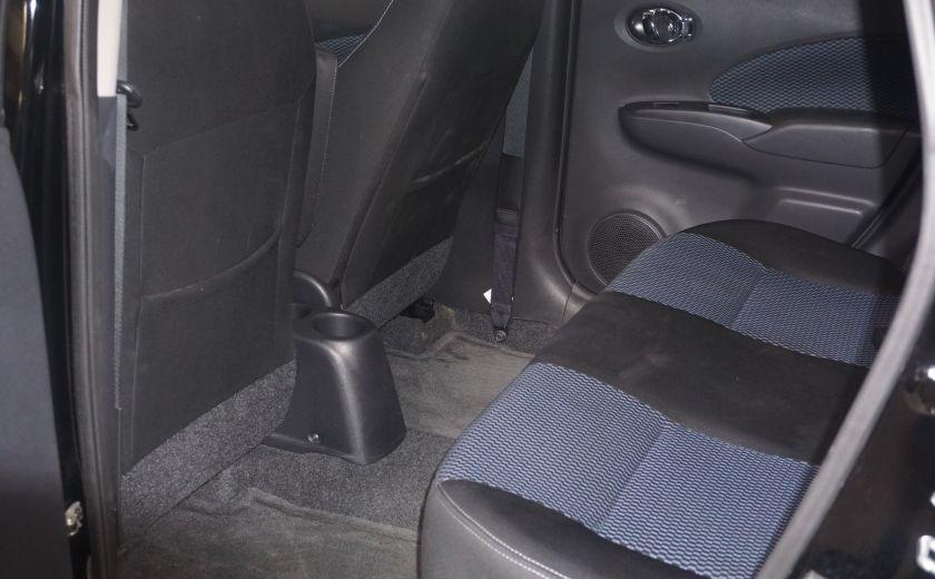 2015 Nissan Versa SV AUTO GR ÉLECTRIQUE AIR #16