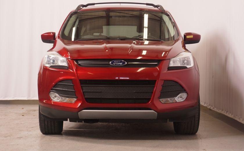 2013 Ford Escape SE 2.O LITRES AWD NAV TAILGATE ELECTRIQUE #1