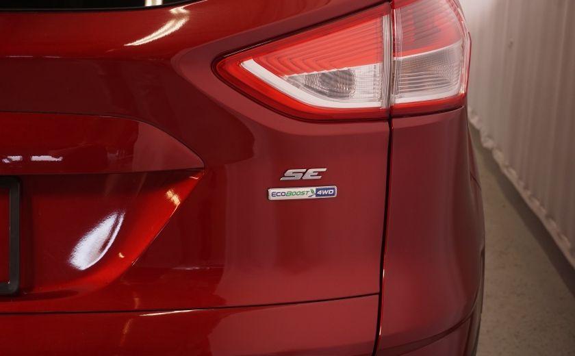 2013 Ford Escape SE 2.O LITRES AWD NAV TAILGATE ELECTRIQUE #6