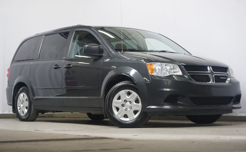 2011 Dodge GR Caravan SXT STOW AND GO #0