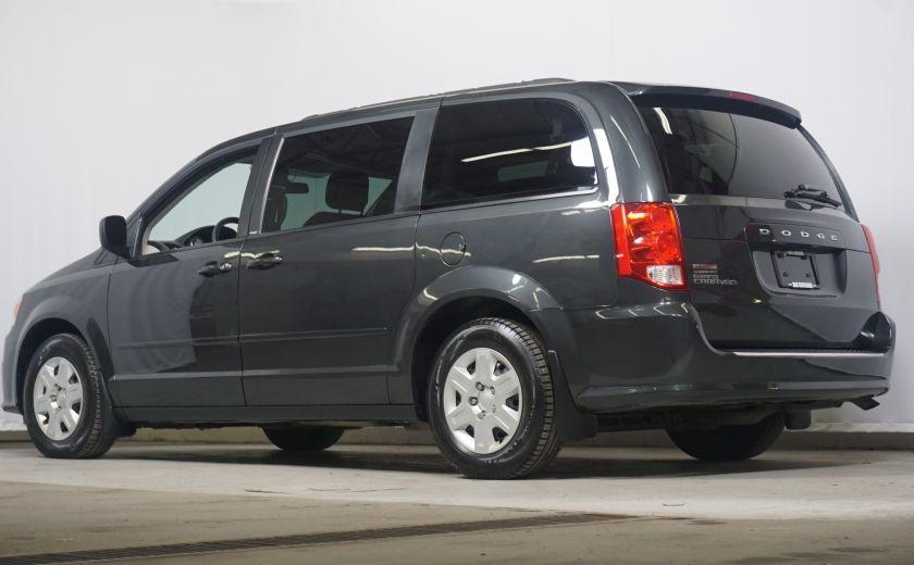 2011 Dodge GR Caravan SXT STOW AND GO #4