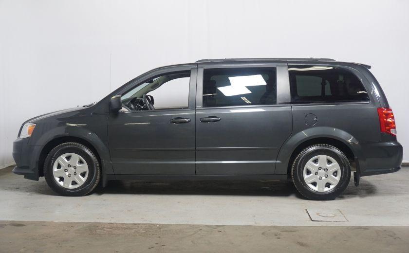 2011 Dodge GR Caravan SXT STOW AND GO #6