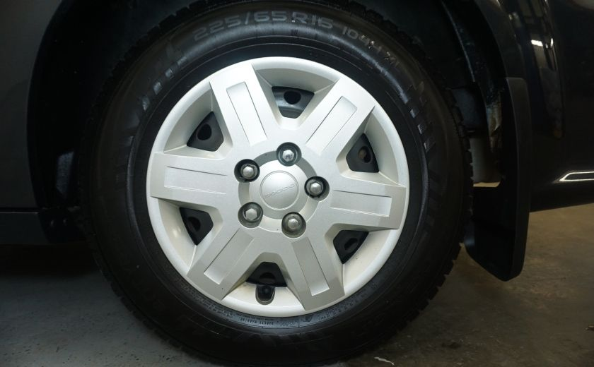 2011 Dodge GR Caravan SXT STOW AND GO #28