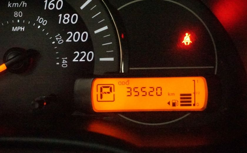 2015 Nissan MICRA SV #21