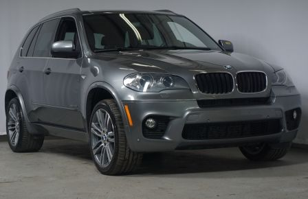 2012 BMW X5 35i M PACKAGE TOIT OUVRANT in Sherbrooke
