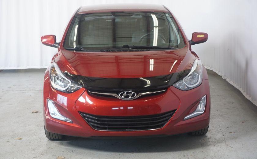 2015 Hyundai Elantra L #1