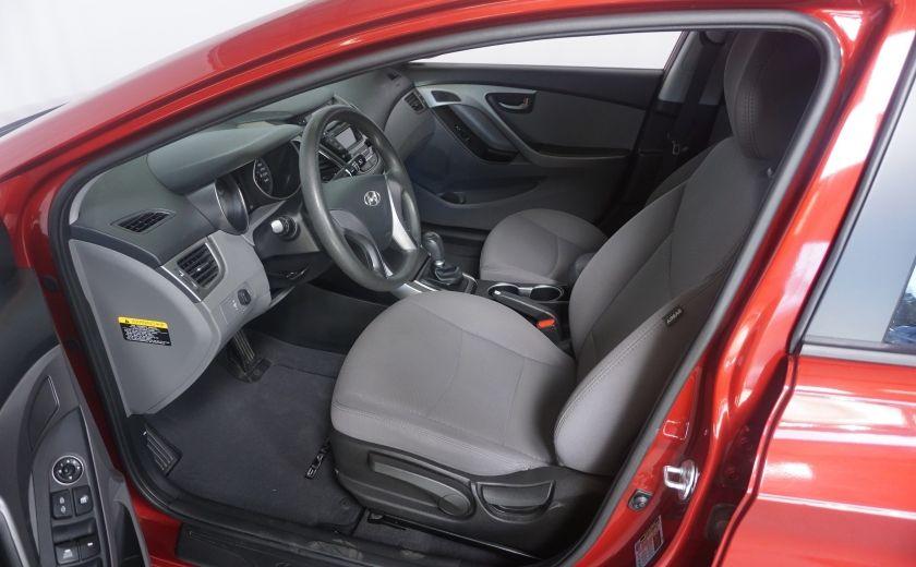 2015 Hyundai Elantra L #8