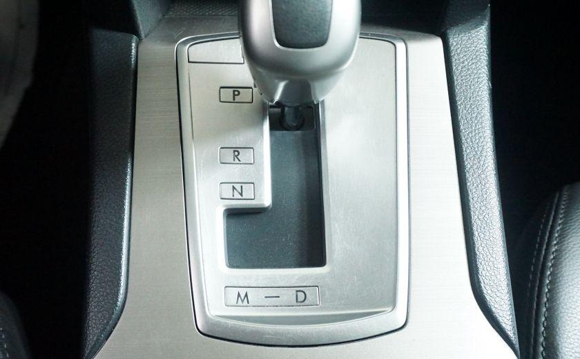 2012 Subaru Outback 3.6R Limited #6