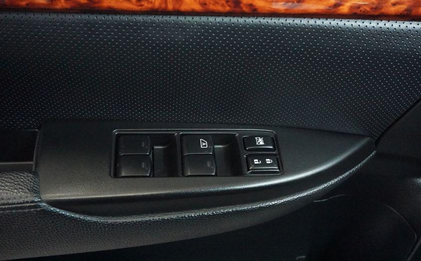 2012 Subaru Outback 3.6R Limited #12