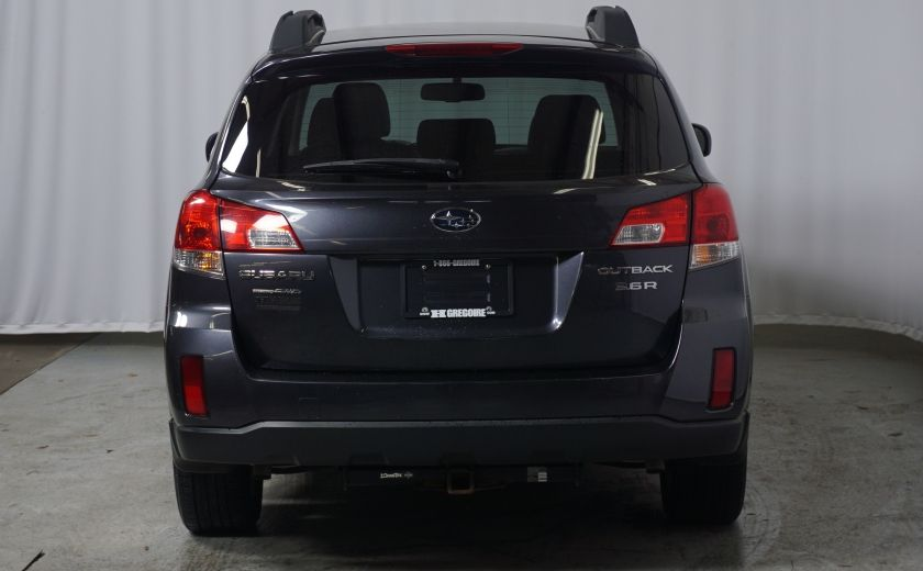 2012 Subaru Outback 3.6R Limited #4